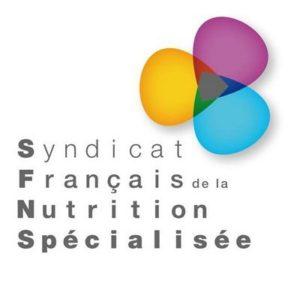 logo - Syndicat Français de la Nutrition Spécialisée