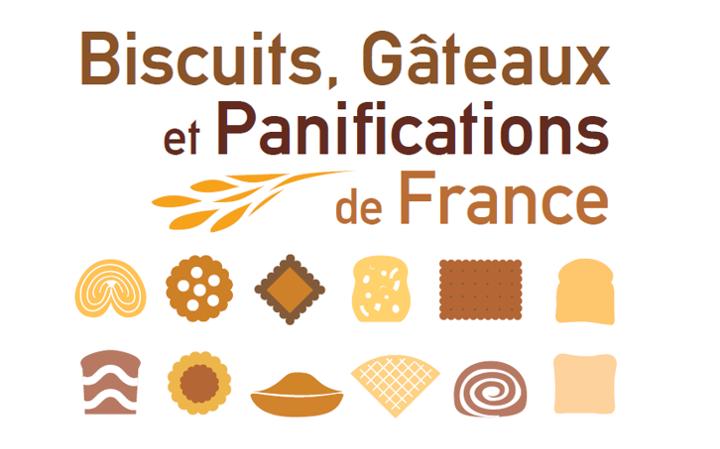 logo - Biscuits, Gâteaux et Panifications de France